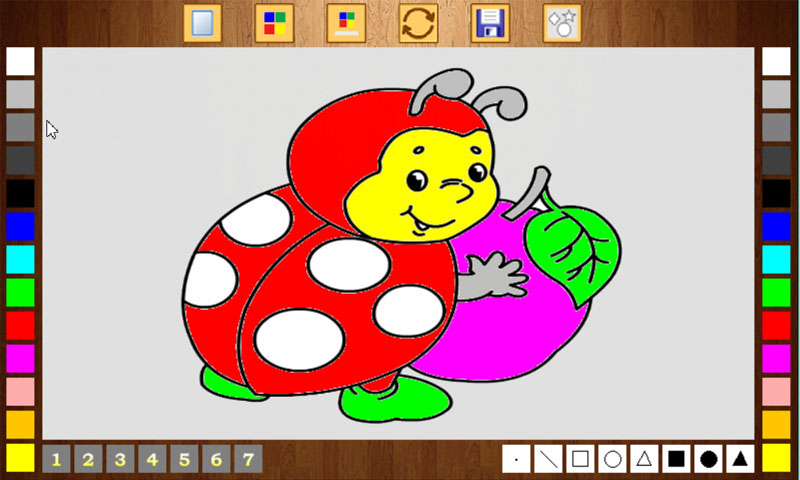 Draw And Coloring 1.0